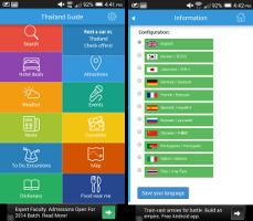 Thailand Guide App