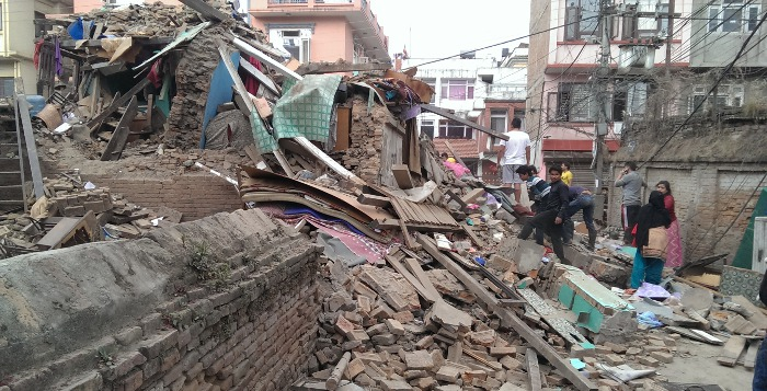 Nepal Earthquake 2015 - Emergency Tech Preparedeness