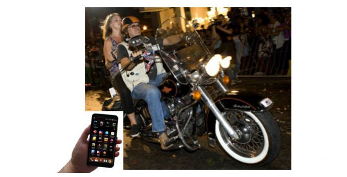 Travel Safety Tip - Using your Smarphone to go to Bar in South Africa