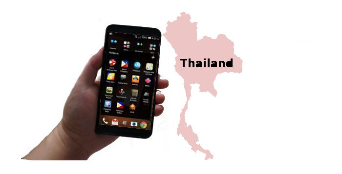 Thailand Apps Guide